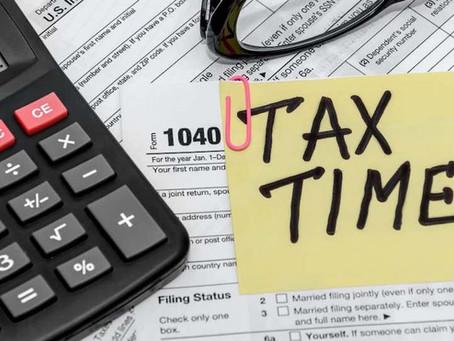 Three ways to pay less taxes