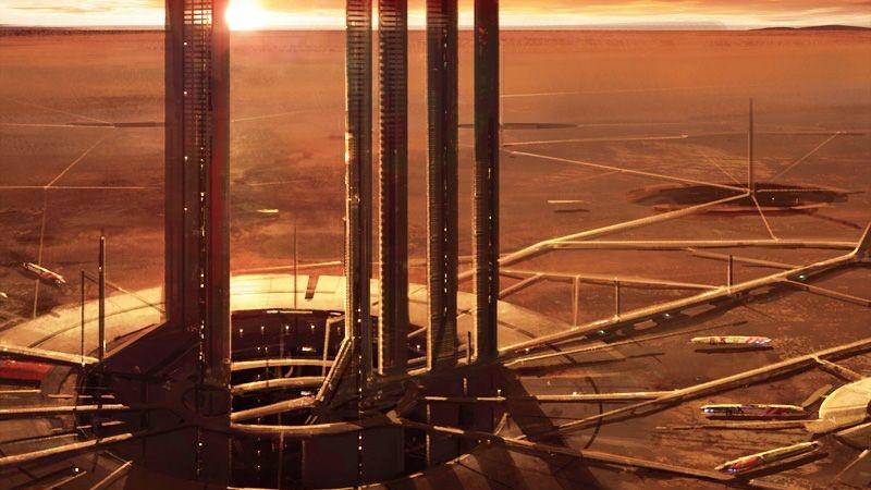 Firebase Mars