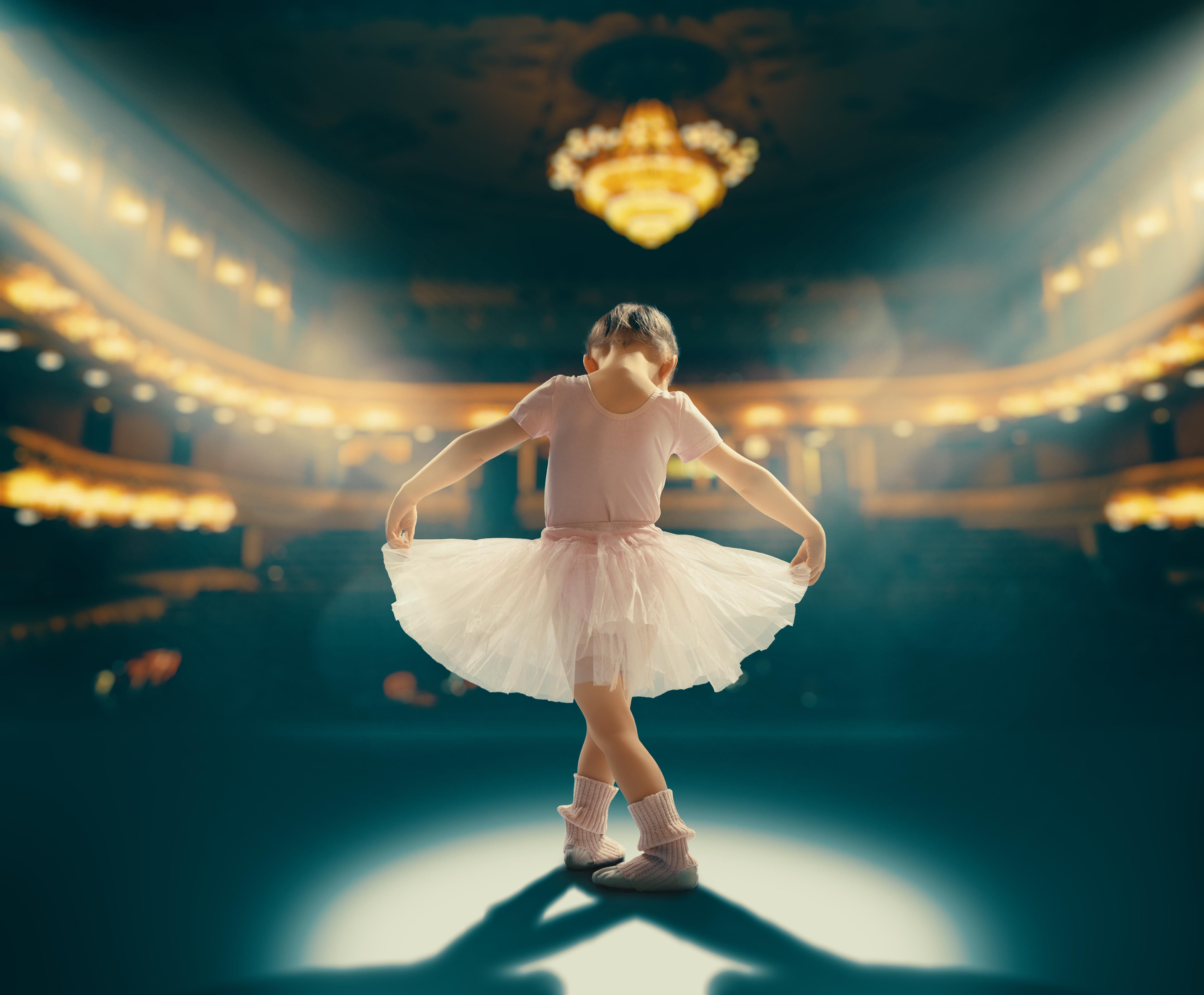 Tues Ballet & Thurs Tap 3:15PM Ages 4-5