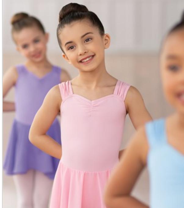 Studio Uniform Ballet