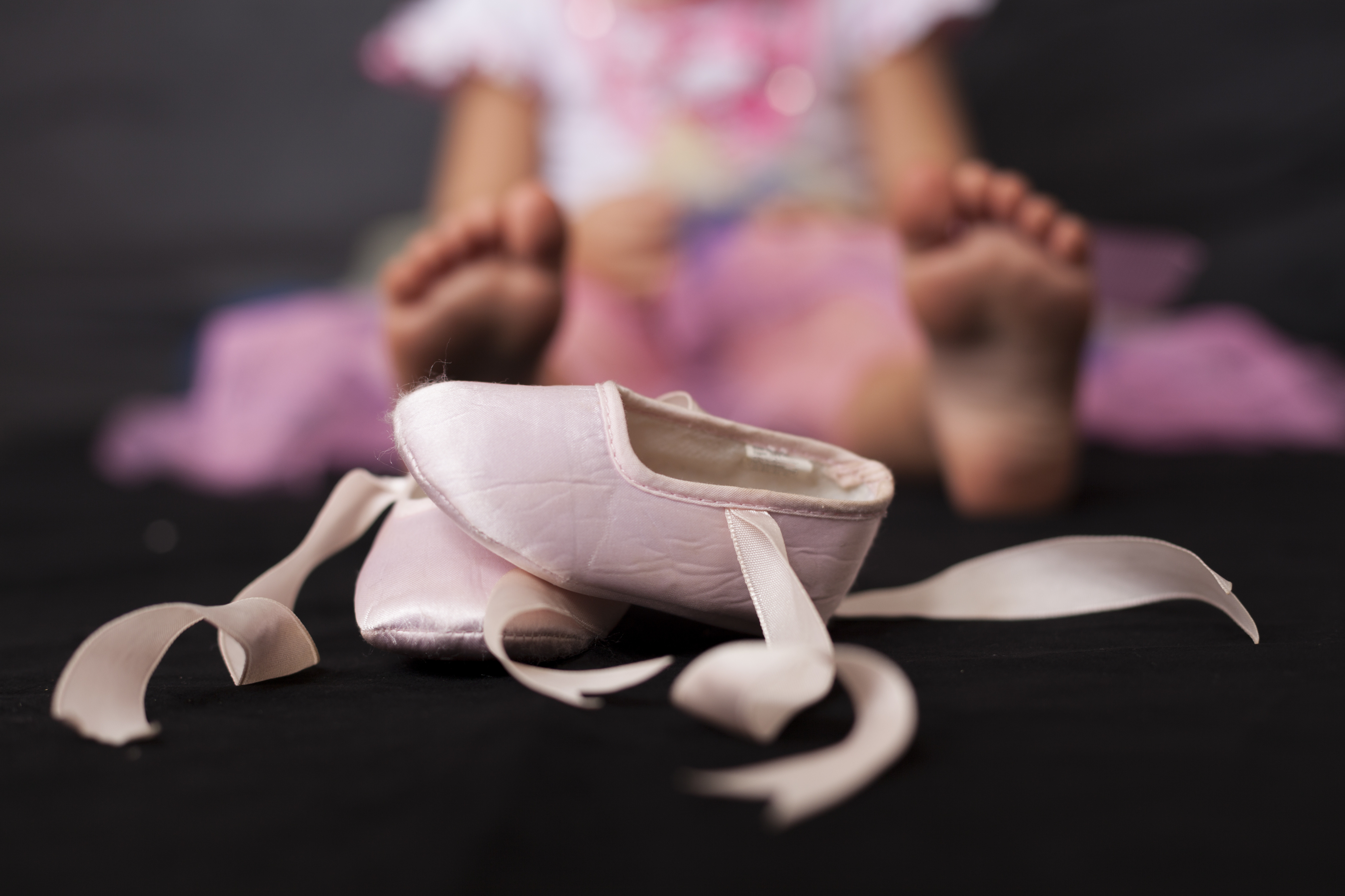 Friday 3:15 Ballet 4-5 yr olds