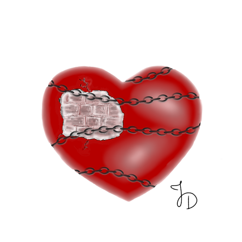 Heart Wall Removal
