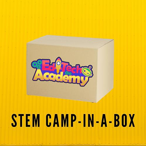 Ed Tech Academy STEM Camp-in-a-Box