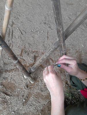 Flexyourte bambou plufur