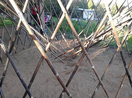montage flexyoure bambou