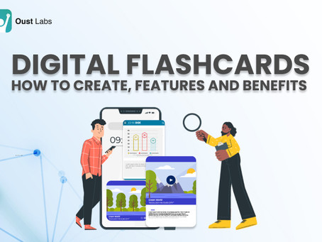 Digital Flashcards: How to Create, Features and Benefits