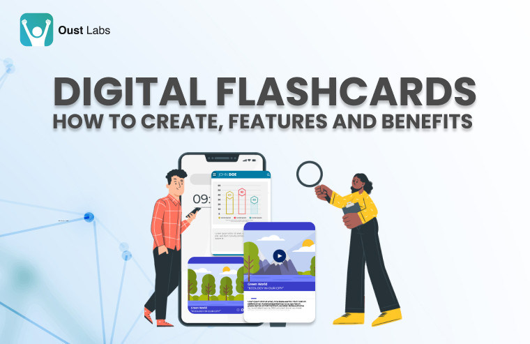 digital flashcards features and benefits