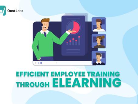 Efficient Employee Training Through eLearning