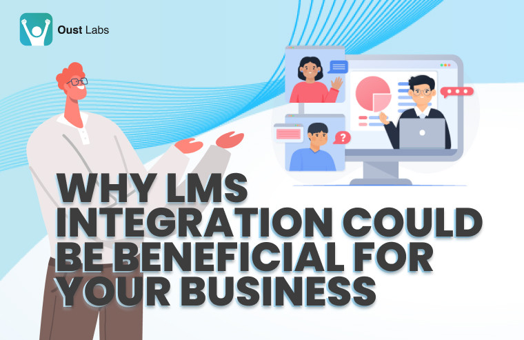 lms integration beneficial for business