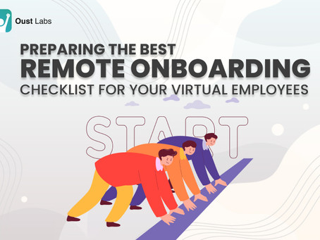 Preparing the Best Remote Onboarding Checklist for Your Virtual Employees