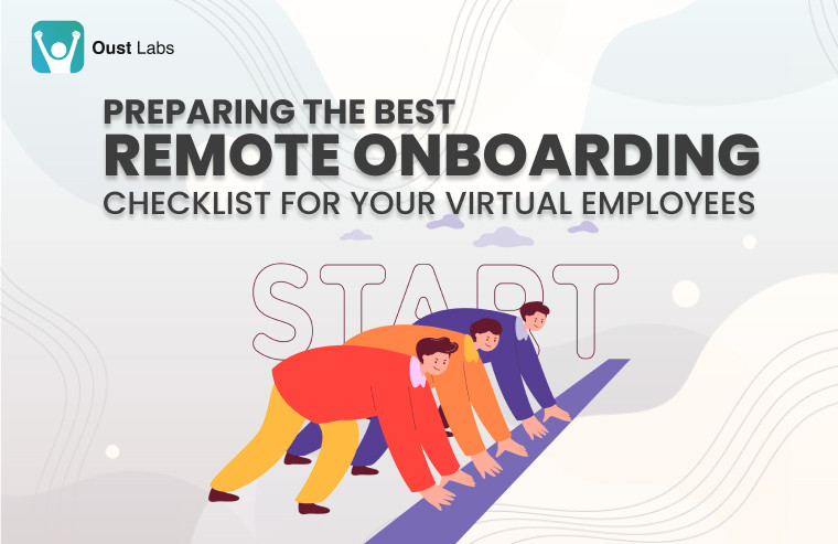 remote onboarding checklist for virtual employees