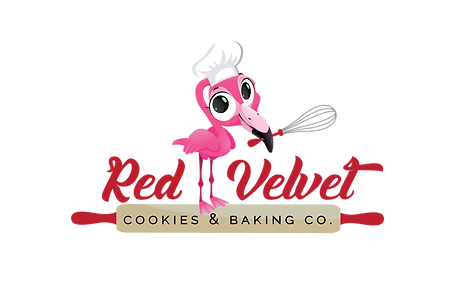Red Velvet Cookies and Baking Co