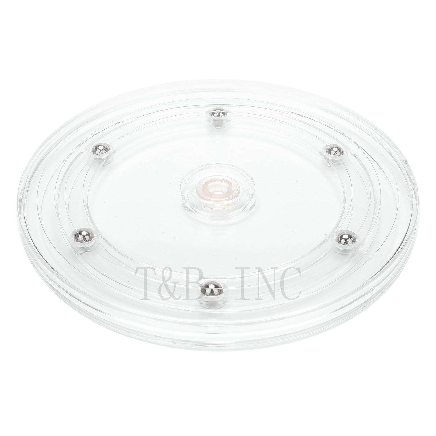 T&B 6 inch Lazy Susan Turntable