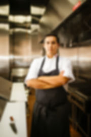 Chef Kris kabush