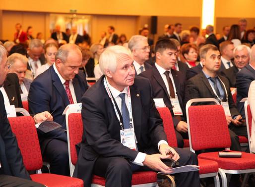 Открылся XVIII Общероссийский Форум «Стратегическое планирование в регионах и городах России»