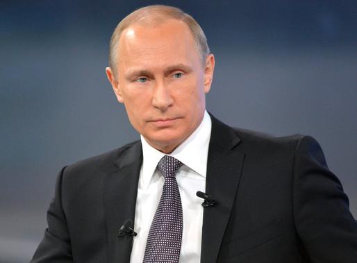 Президент России Владимир Путин подписал указ о пяти национальных целях развития России до 2030 года