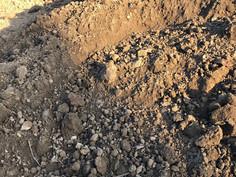 Coarse Black Dirt
