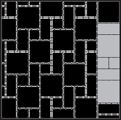 pattern 2 w/Serano Accent