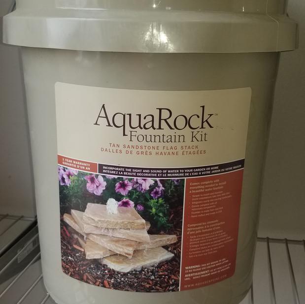AquaRock Fountain Kit