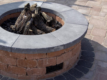Grand Gas Fire Ring Kit