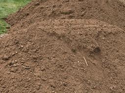 Screened Dirt