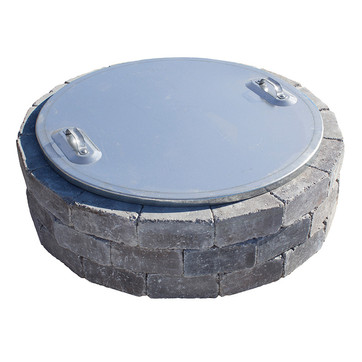 Fire Pit Cover (non slotted)