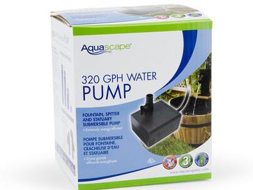 320 GPH Pump