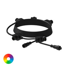 25ft w/5 Outlet Extension Cable