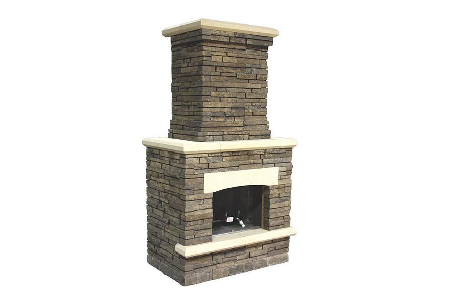 Bordeaux Fireplace
