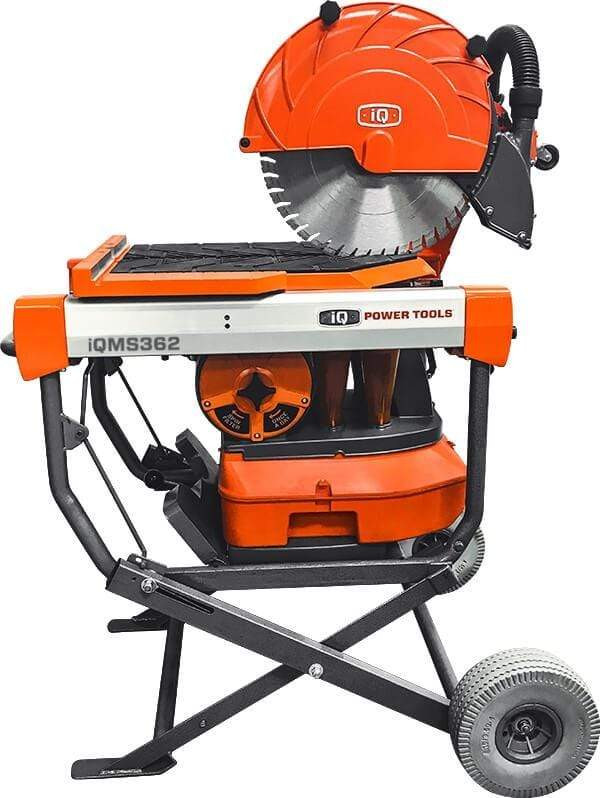 IQ-MS362 Dustless Table Saw