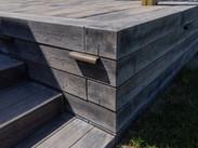 Barn Plank Wall