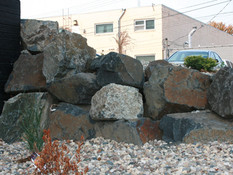 Grizzly Brown Boulders