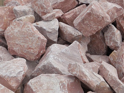 "Quartzite Boulders 8""-3'"
