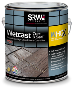 SRW High Gloss Wetcast Seal
