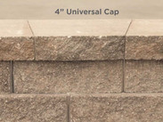 4'' Universal Cap