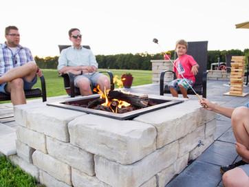 Kodah Fire Pit Kit