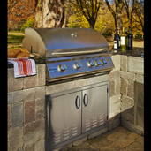 "32"" Sizzler Grill Cabinet"
