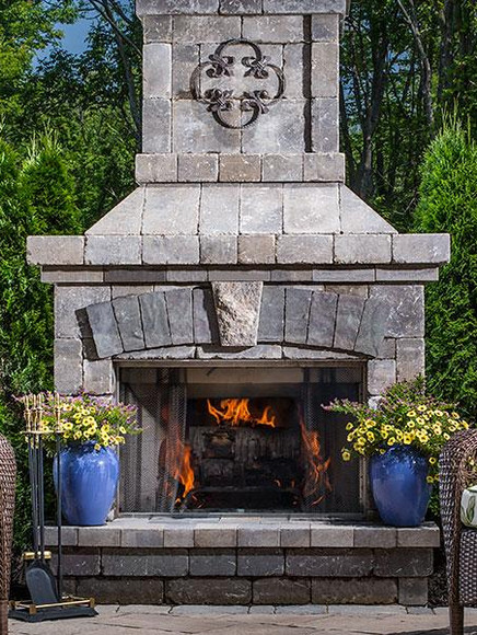 Fireplace/Outdoor Kits