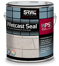 SRW Invisible Wetcast Seal