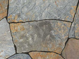 """2"""" Flagstone Steppers Blue/Brown $755.00"""