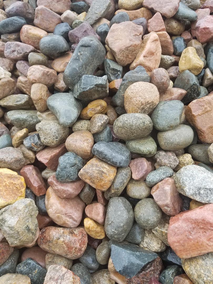 "River Rock 2-4"""