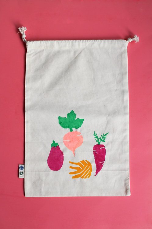 Gemüse Beutel