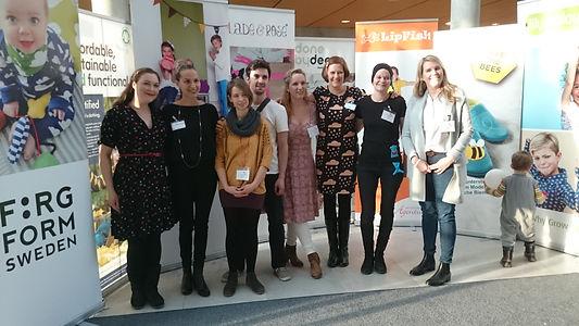 Das Team vom Jättefint-Bloggerevent