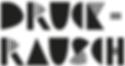 Druckrausch und Logo