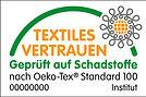Druckrausch setzt auf Oeko-Tex Standard