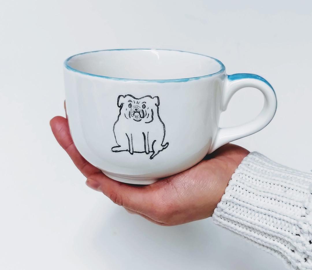 Keramik bedrucken