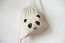 Pandabär Motiv von Druckrausch