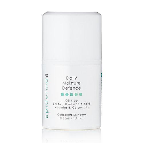 Epiderma5 Daily Moisturiser and SPF45 cream (50ml)