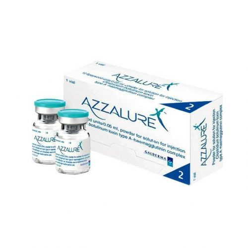 Image result for azzalure vial price
