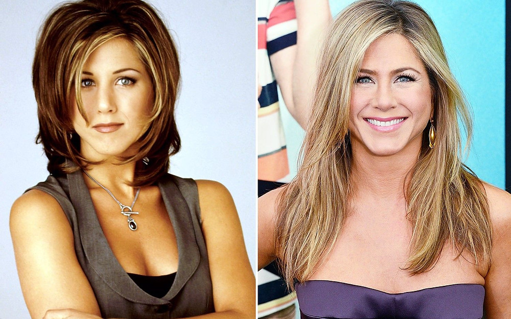 Image result for jennifer aniston ageing beautifully